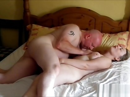 32yo British Ex-GF fucks me certificate a night with her new BF