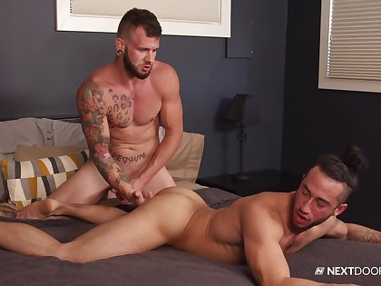 Gay lovers fuck in crazy scenes and swallow thousands be worthwhile for sperm