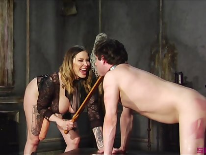 Maitresse Madeline Marlowe is a Domme you don't want regarding fuck in