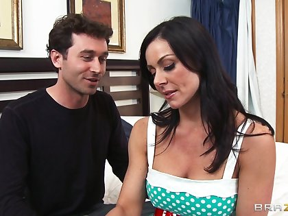 Cheating join in matrimony Kendra Lust loves having sex with her neighbor