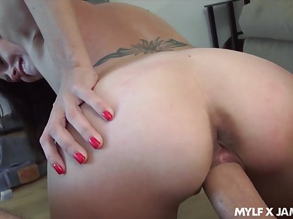 Not as a result shy MILF Alana Yachting trip loves to get on top and she gives great head