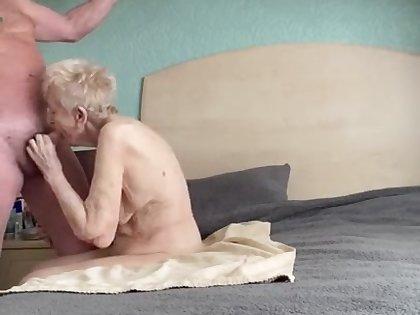 Well done thankful older grannie